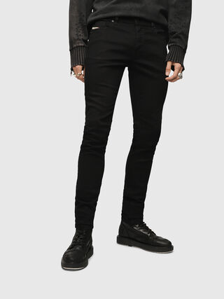 SLEENKER 0886Z, Black denim