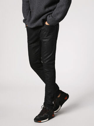 TEPPHAR 084JV, Black Jeans