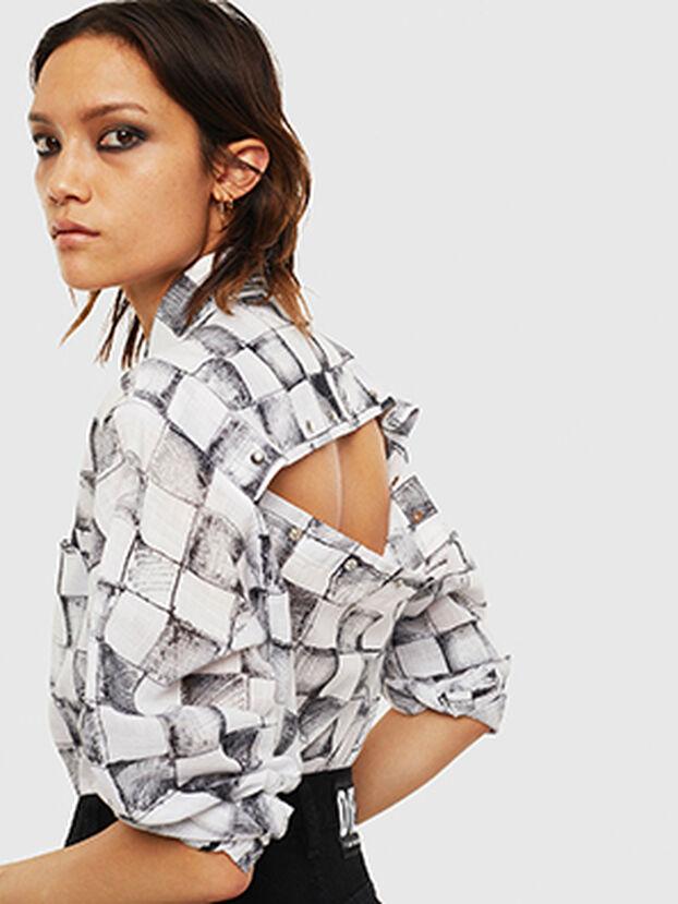 C-SUNNY, White - Shirts