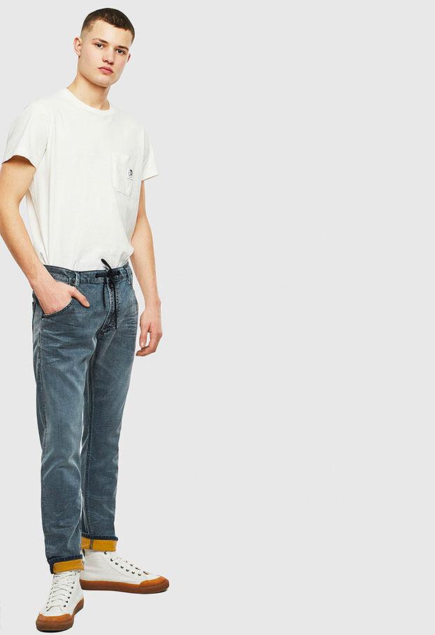 Krooley JoggJeans 069LT, Dark Blue - Jeans
