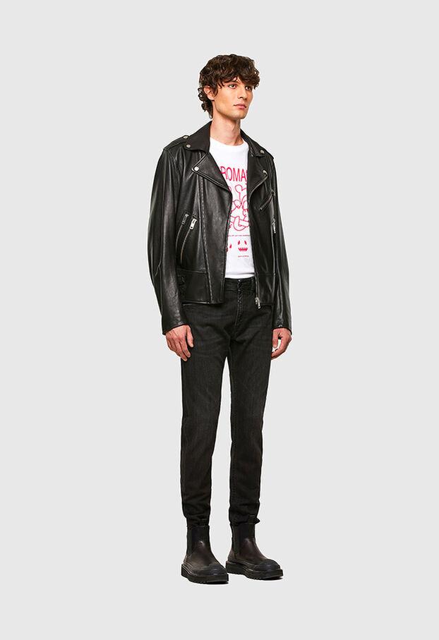 Thommer 069PW, Black/Dark grey - Jeans