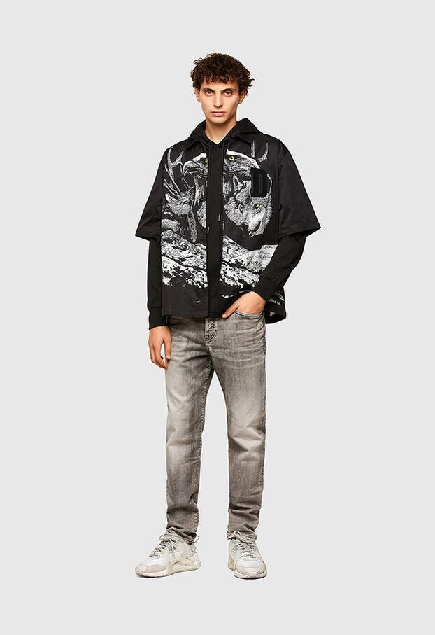 D-Fining 069SV, Light Grey - Jeans