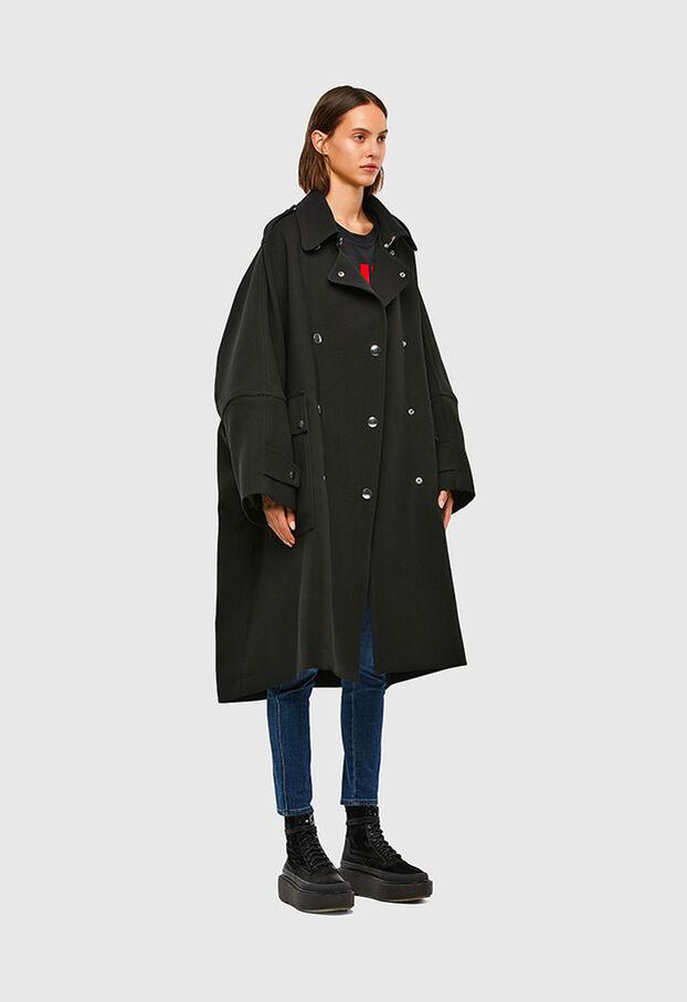 W-TILLER, Black - Winter Jackets