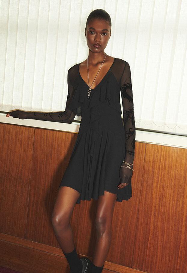 D-ADELE, Black - Dresses