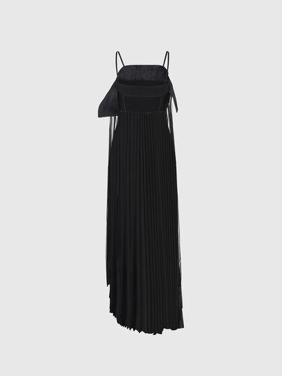 Diesel - D-PERL, Black - Dresses - Image 2