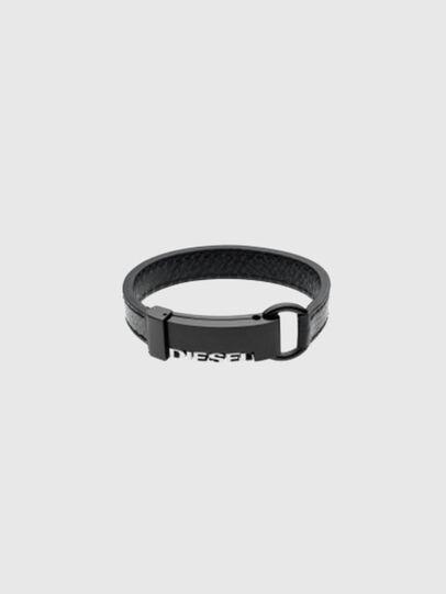 Diesel - DX0002, Black - Bracelets - Image 1