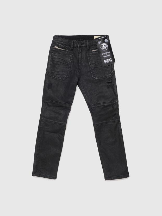 D-PHORMER-J, Black/Dark grey - Jeans