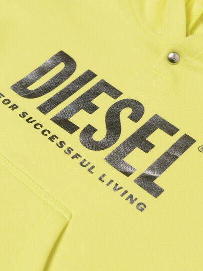 Diesel - DILSETB, Yellow - Dresses - Image 3