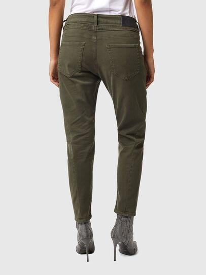 Diesel - Fayza JoggJeans® Z670M, Military Green - Jeans - Image 2