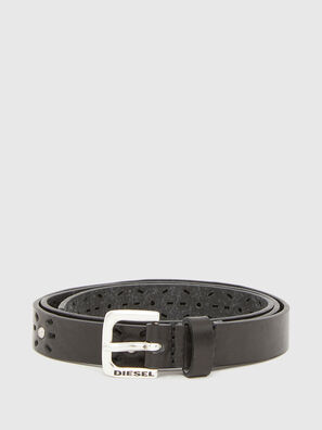 B-PERSS, Black - Belts