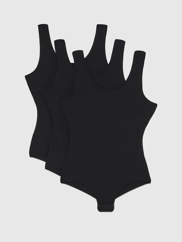 UFBY-BODYTHREEPACK, Black - Bodysuits