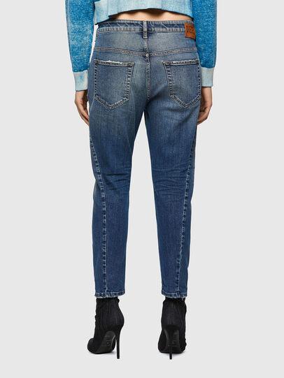 Diesel - Fayza 09A08, Medium blue - Jeans - Image 2