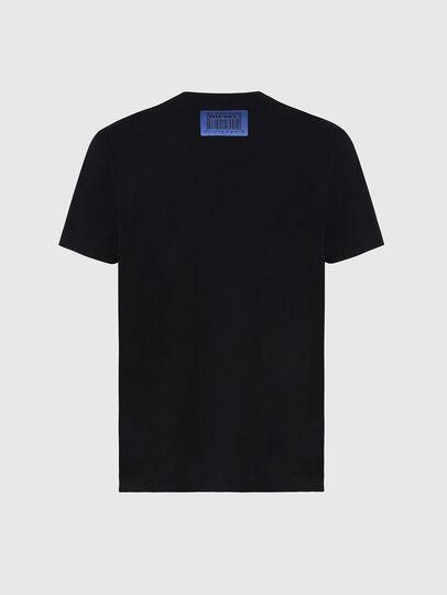 Diesel - T-DIEGOS-X70, Black - T-Shirts - Image 2