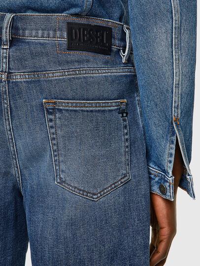 Diesel - D-STRUKT-SHORT, Medium blue - Shorts - Image 3