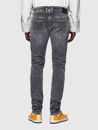 Diesel - Sleenker 009FW, Light Grey - Jeans - Image 2