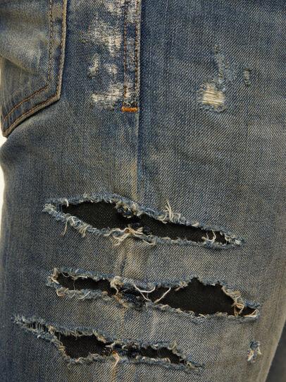Diesel - Tepphar 009GP, Dark Blue - Jeans - Image 3