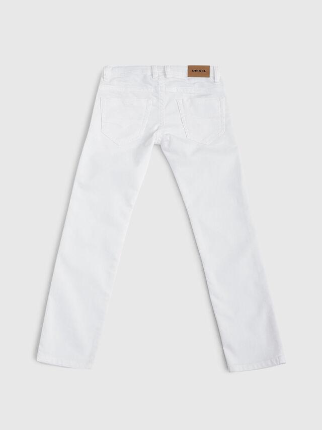 Diesel - THOMMER-J, White Jeans - Jeans - Image 2