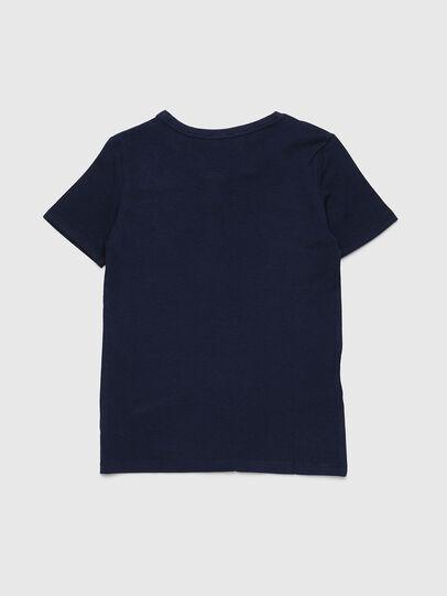 Diesel - UMTEE-TRANDAL, Blue - Underwear - Image 2