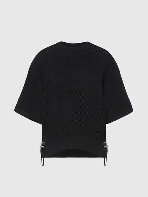 M-ROSSI, Black - Knitwear