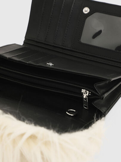 Diesel - GIPSI, White - Small Wallets - Image 4