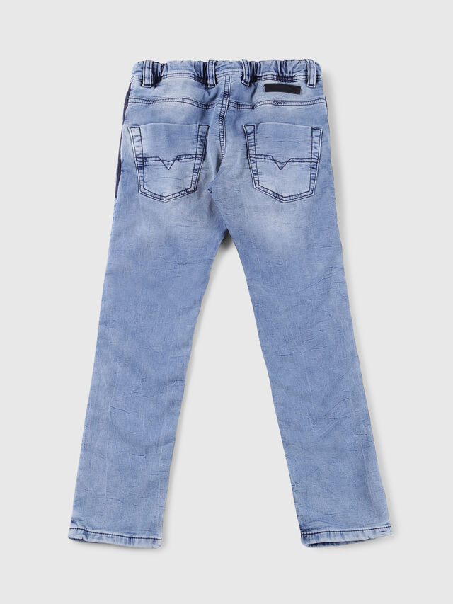 Diesel - KROOLEY-J JOGGJEANS, Light Blue - Jeans - Image 2