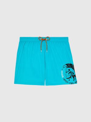 BMBX-WAVE 2.017, Azure - Swim shorts