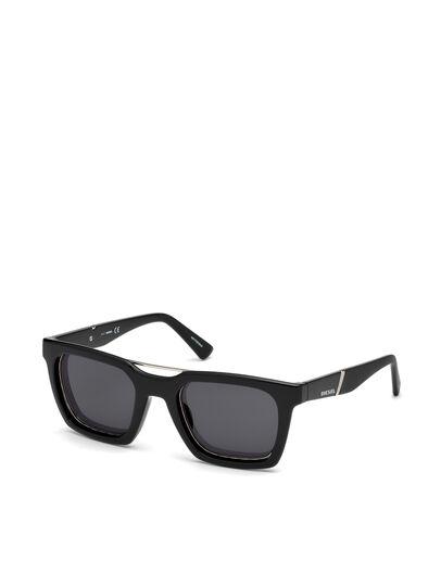 Diesel - DL0250,  - Sunglasses - Image 4
