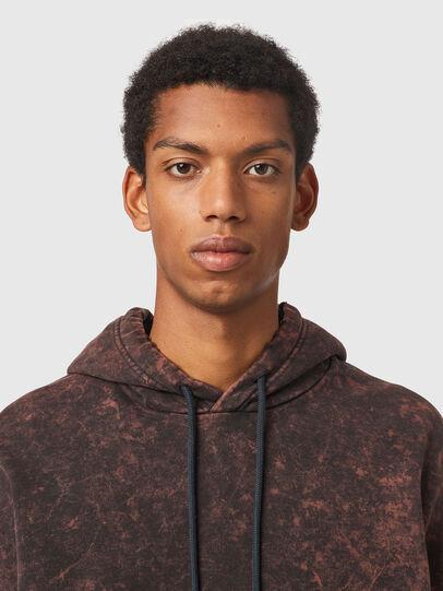 Diesel - S-UMMER-B6, Brown - Sweaters - Image 5