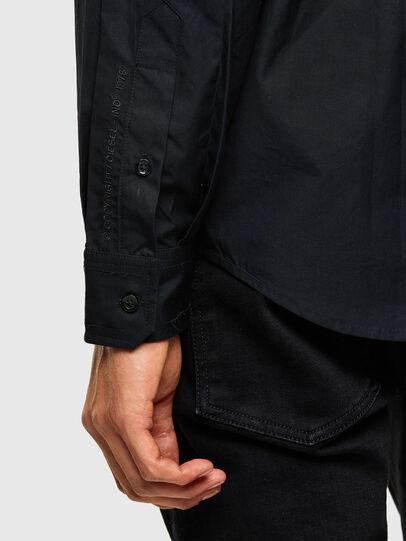 Diesel - S-OLSEN, Black - Shirts - Image 4