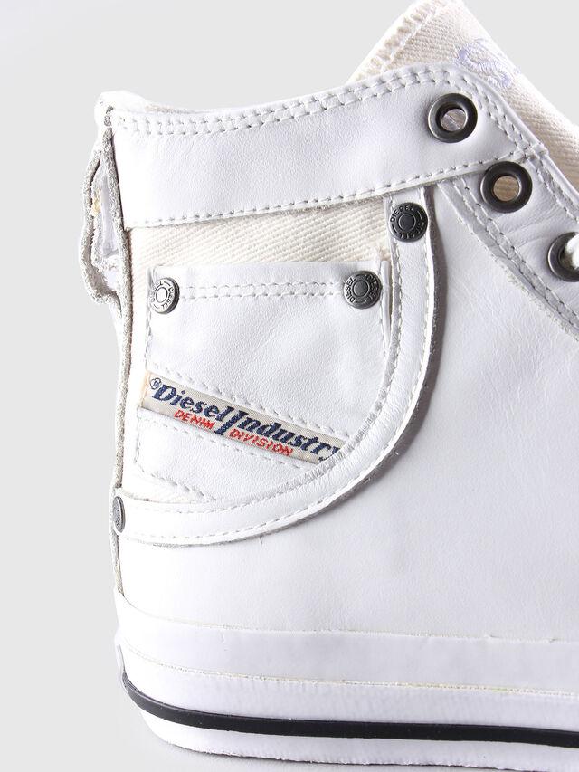 Diesel - EXPOSURE IV W, White - Sneakers - Image 5