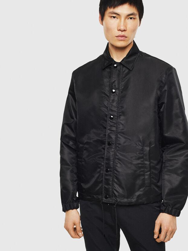 J-ROMMY, Black - Jackets