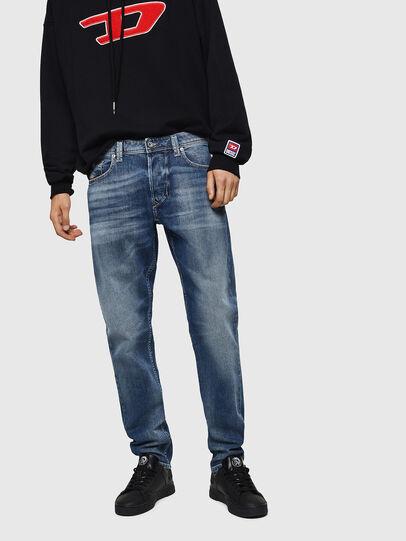 Diesel - Larkee-Beex 0853P, Medium blue - Jeans - Image 1