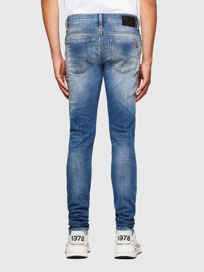 Diesel - D-Istort 009JJ, Medium blue - Jeans - Image 2