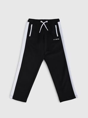 PSKA, Black/White - Pants