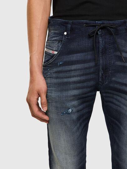 Diesel - KROOLEY JoggJeans® 069QD, Dark Blue - Jeans - Image 3