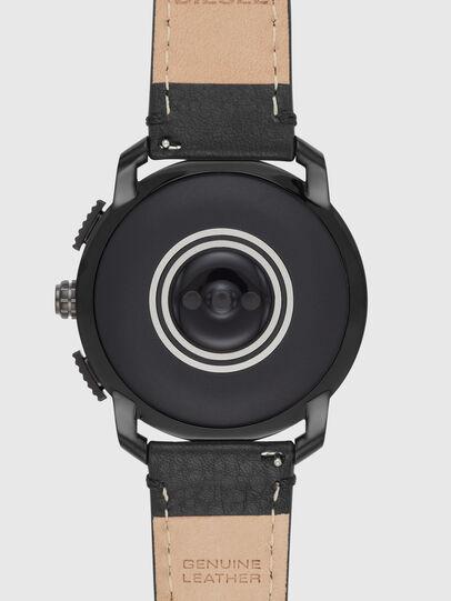 Diesel - DT2016, Black/Bronze - Smartwatches - Image 4