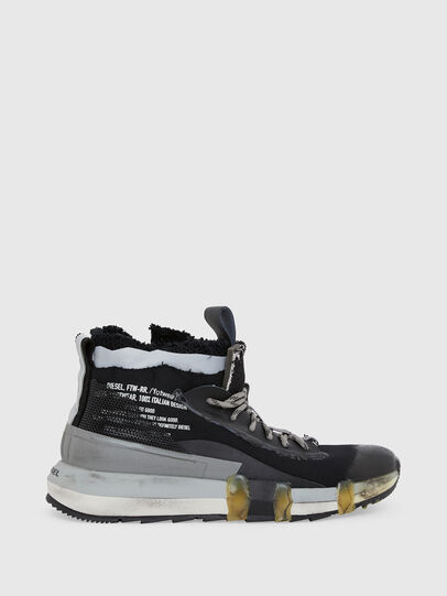 Diesel - H-PADOLA GL, Black - Sneakers - Image 1