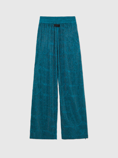 Diesel - P-STRASS-D, Water Green - Pants - Image 3