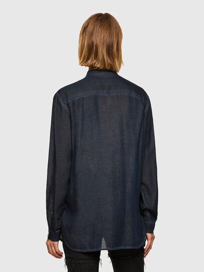 Diesel - CADYA, Dark Blue - Shirts - Image 2