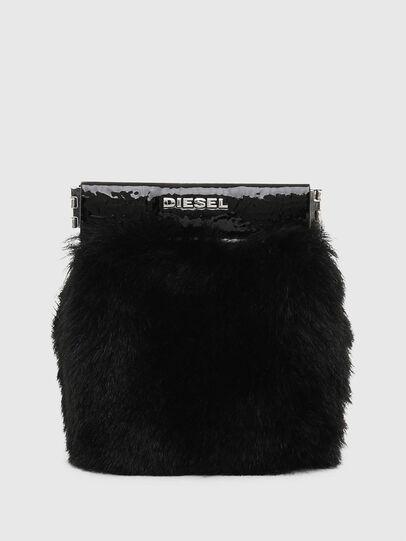 Diesel - FURINO, Black - Small Wallets - Image 1