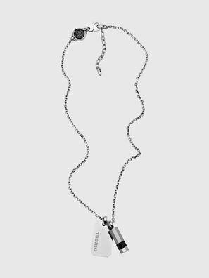 DX1156, Silver - Necklaces