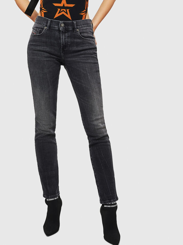 Diesel - Sandy 081AH, Black/Dark grey - Jeans - Image 1