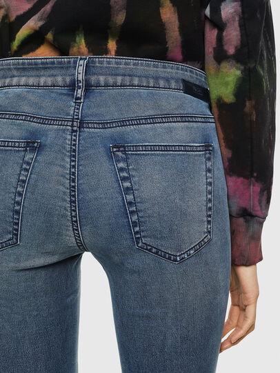 Diesel - D-Ollies JoggJeans 069MC, Medium blue - Jeans - Image 5