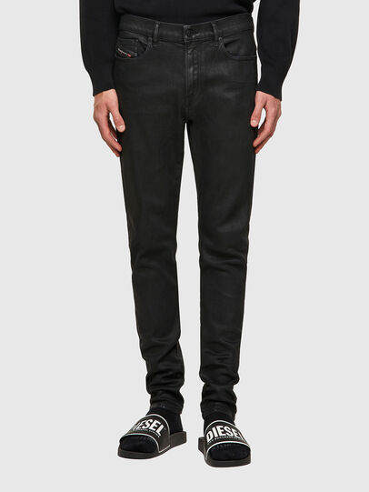 Diesel - D-Amny 009ID, Black/Dark grey - Jeans - Image 1