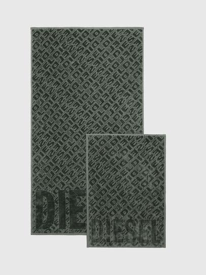 Diesel - COPP 3DLOGO, Green - Bath - Image 2