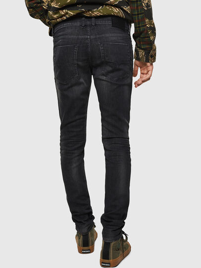 Diesel - Tepphar 082AS, Black/Dark grey - Jeans - Image 2