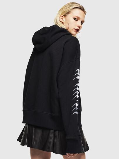 Diesel - F-MAGGY, Black - Sweaters - Image 2