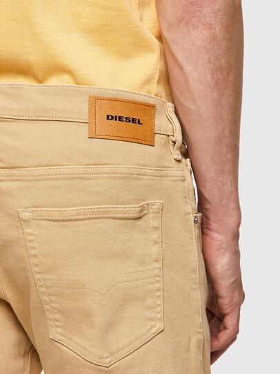 Diesel - D-Yennox 009HA, Light Brown - Jeans - Image 4