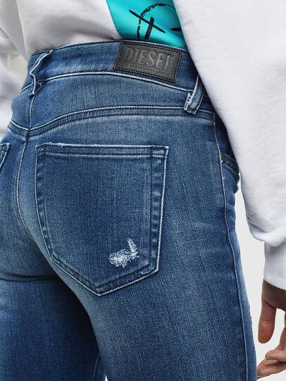 Diesel - Slandy 009IG, Medium blue - Jeans - Image 4