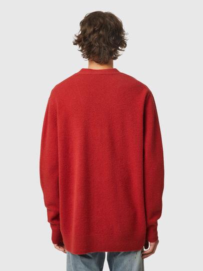 Diesel - K-CARY, Brown - Knitwear - Image 2